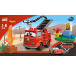 6132 - LEGO® DUPLO® Verdák - Piró